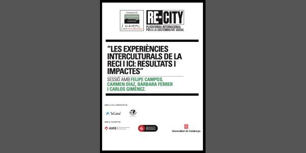 Les experiències interculturals de la RECI i ICI: Resultats i impactes - Taula rodona