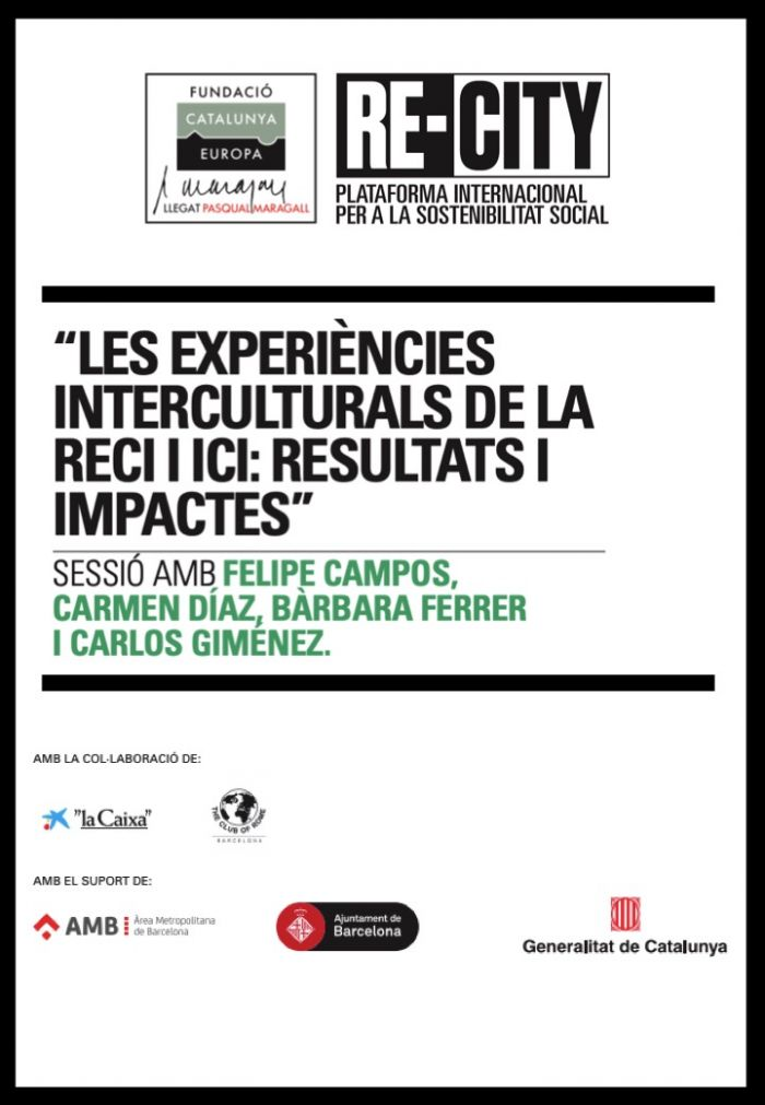 The intercultural experiences of the RECI and ICI: Results and impacts - Round table
