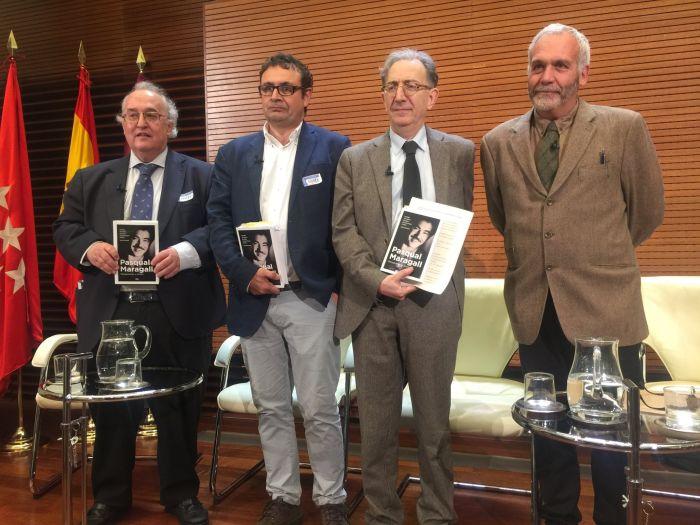 La figura heterodoxa de Pasqual Maragall presentada en Madrid