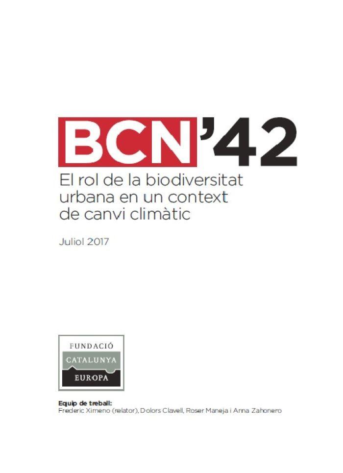 El rol de la biodiversidad urbana en un contexto de cambio climático