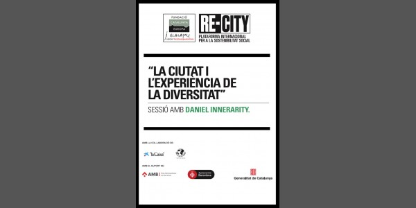 The city and the experience of the diversity - Daniel Innerarity