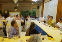 Cena-coloquio sobre ciudad y cultura con Jordi Martí