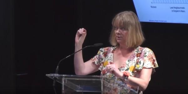 'Efectes i conseqüències de la desigualtat' amb Kate Pickett