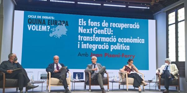 Jean Pisani-Ferry: 'El que determinarà l'èxit dels fons de recuperació europeus és una combinació entre reformes i inversions'