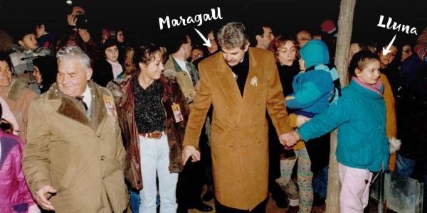 El documental 'Maragall i la Lluna
