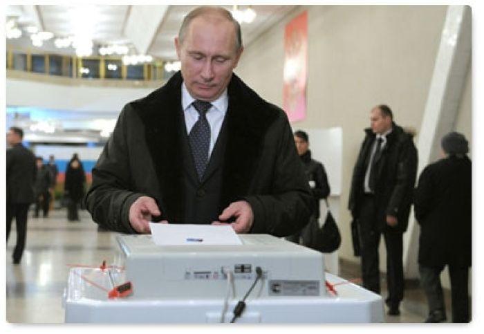 La Agenda internacional de los candidatos rusos
