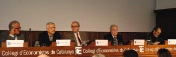 Andreu Morillas presenta el libro 'Passant comptes: Memòries d'un economista al servei de les institucions'