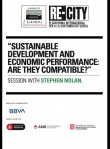 Sustainable development and economic performance: are they compatible? Stephen Nolan