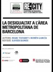 Inequality in the Barcelona Metropolitan Area