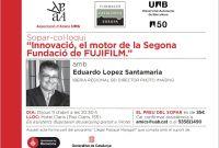 Innovació, el motor de la Segona Fundació de Fujifilm