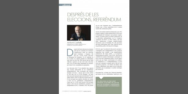 After elections, referendum