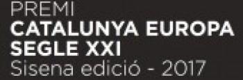 Javier Arregui és el guanyador del VI Premi Catalunya-Europa segle XXI