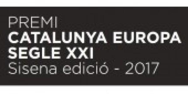 Javier Arregui es el ganador del VI Premio Catalunya-Europa siglo XXI
