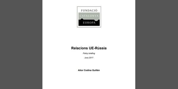 EU - Russia relations