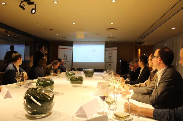 Sopar col·loqui amb Jordi Naval