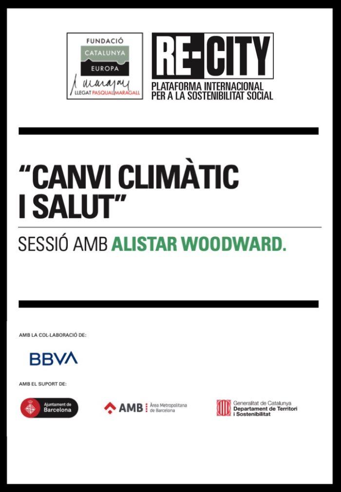 Cambio climático y salud. Alistair Woodward