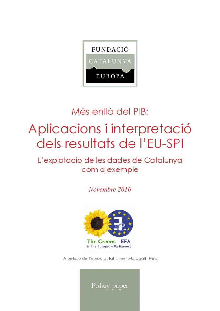 Beyond GDP: Applications and interpretation of EU-SPI results