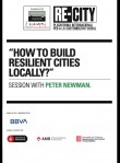 The impact of cities in climate change: Peter Newman