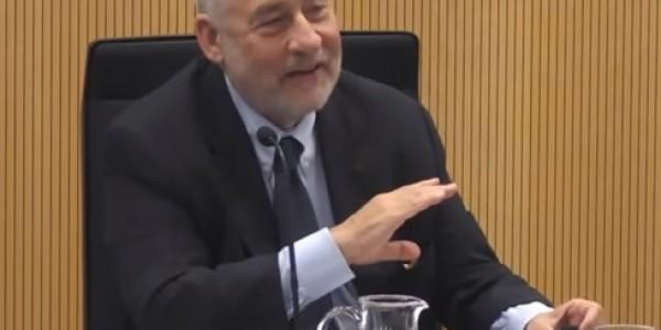 'Combatre les desigualtats: el gran repte global' amb Joseph Stiglitz