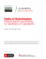 Paths of robotization: Robotization according to varieties of capitalism