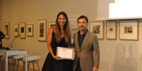Lela Mélon gana el premio