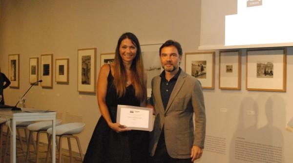 Lela Mélon guanya el Premi
