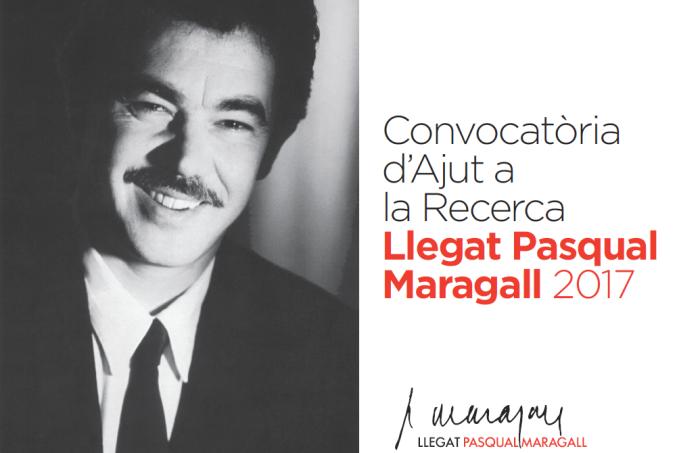 El grup de recerca liderat per la Dra. Rosella Nicolini rep l'Ajut a la recerca 'Llegat Pasqual Maragall 2017'