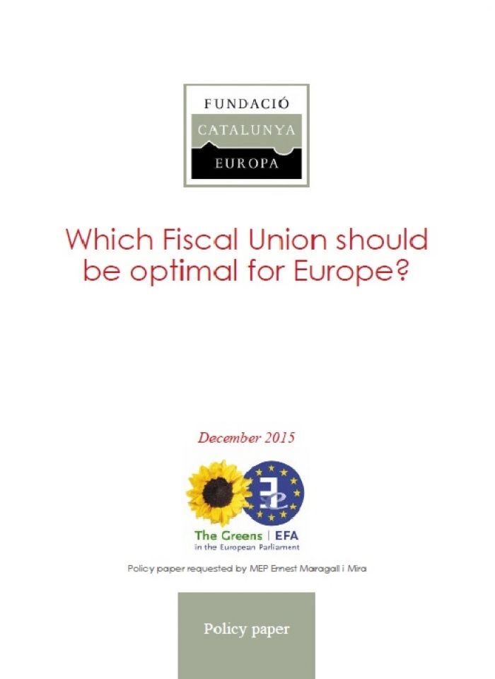 Which Fiscal Union should be optimal for Europe?
