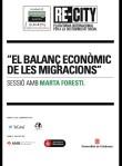 El balance económico de las migraciones. Marta Foresti