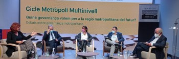 Municipal representatives call for metropolitan governance to address key challenges such as housing or mobility