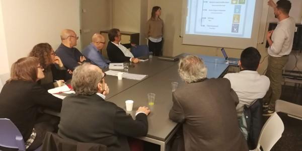 El progreso social en los espacios transfronterizos: Girona y Pirineos Orientales