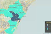 Gentrificación, ciudades descentralizadas