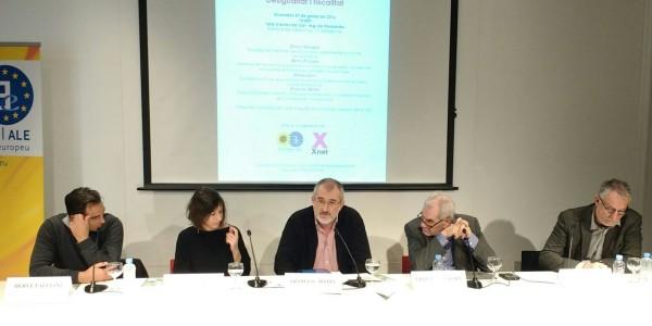 Debate sobre desigualdad y fiscalidad