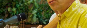 Sopar-col·loqui sobre ciutat i cultura amb Jordi Martí