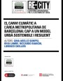 Climate change in the Barcelona metropolitan area: towards a more sustainable and resilient model