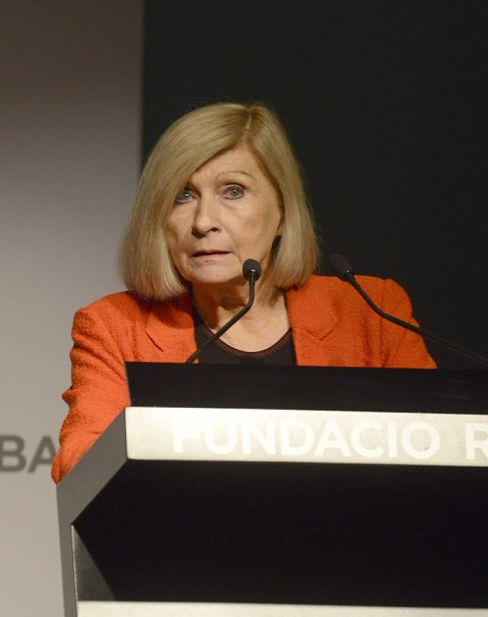 Chantal Mouffe: